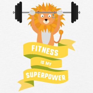 Fitness is my Superpower Shdub Long Sleeve Shirts - Kids' Premium Longsleeve Shirt