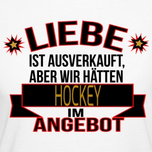 HOCKEY T-Shirts - Frauen Bio-T-Shirt