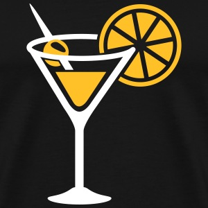 cocktail T-Shirts - Men's Premium T-Shirt