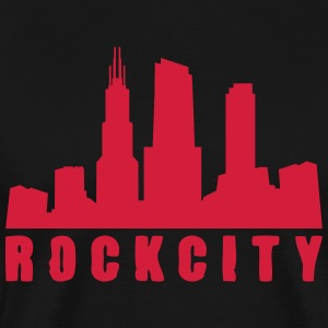 rockcity Tee shirts - T-shirt Premium Homme