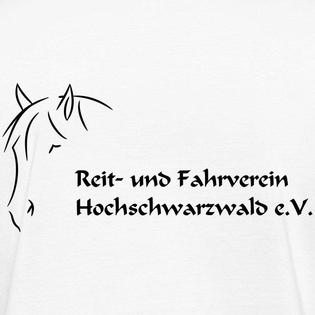 RFV Hochschwarzwald BIO Damen T-Shirt (Druck schwarz)