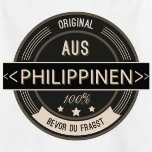 Original aus Philippinen 100% T-Shirts - Teenager T-Shirt