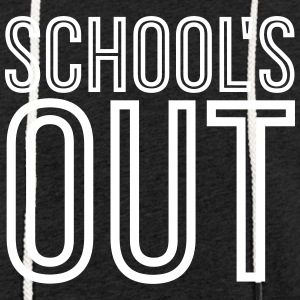School's Out - Outline Edition Pullover & Hoodies - Leichtes Kapuzensweatshirt Unisex