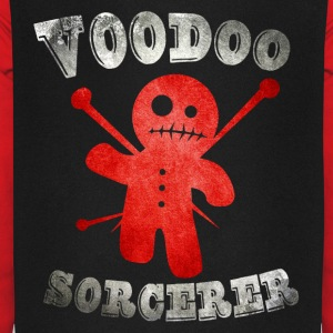 Sorcier Vaudou vintage Sweat-shirts - Sweat-shirt baseball unisexe