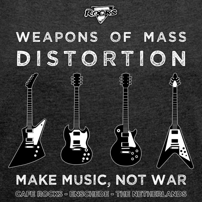 Weapons Of Mass Distortion (Ladies)