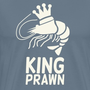 King Prawn - Männer Premium T-Shirt