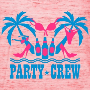 Party Crew Insel Urlaub Sex Girls on Tour Top - Frauen Tank Top von Bella