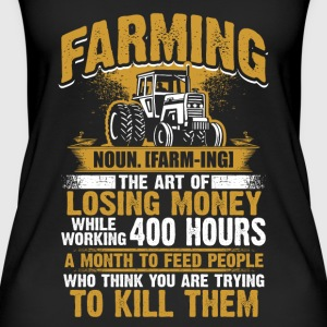 Farming - Farmer Tops - Women's Organic Tank Top