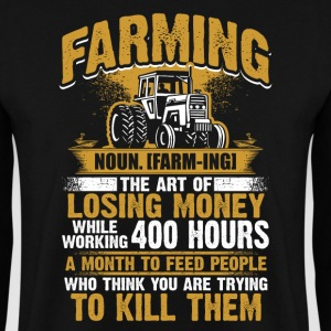 Farming - Farmer Hoodies & Sweatshirts - Men's Sweatshirt