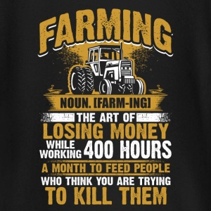 Farming - Farmer Baby Long Sleeve Shirts - Baby Long Sleeve T-Shirt