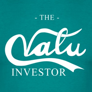 Value Aktien Investor T-Shirts - Männer T-Shirt