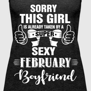 sorry this girl is already taken by a super sexy  Tops - Women's Premium Tank Top