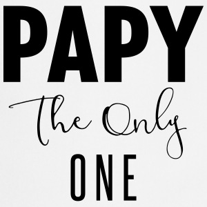 papy the only one Tabliers - Tablier de cuisine