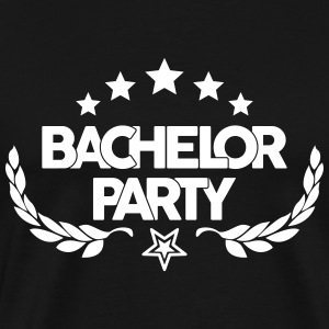 Bachlor Party T-Shirts - Männer Premium T-Shirt