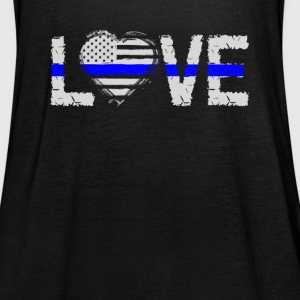 love - Blue Line Tops - Vrouwen tank top van Bella