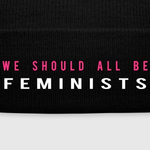 We schould all be Feminists Caps & Hats - Winter Hat