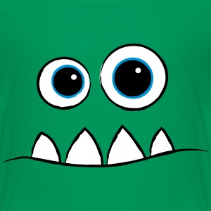 Monsterface - Kinder Premium T-Shirt