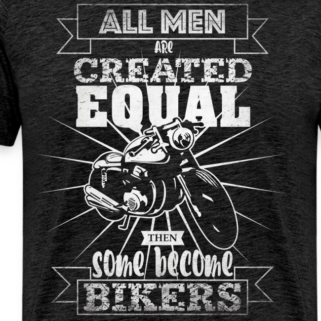 All Men are Equal