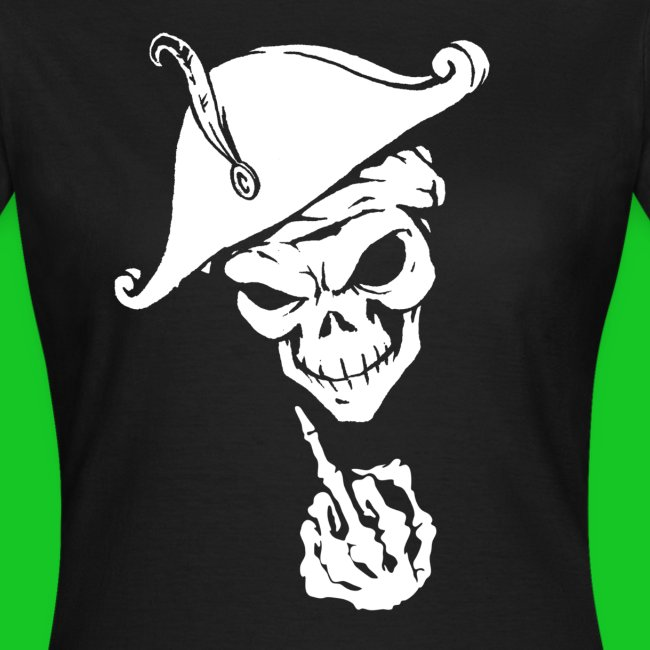 Fuck you skull damers t-shirt