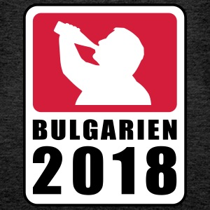 Bulgarien 2018 Tops - Frauen Premium Tank Top