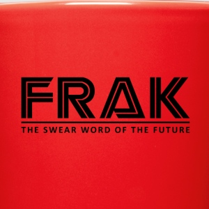 Frak Swear word of the - Tasse en couleur