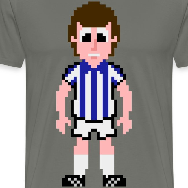 Malcolm Brown Pixel Art T-shirt