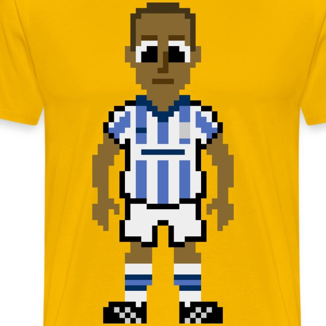 Simon Baldry Pixel Art T-shirt
