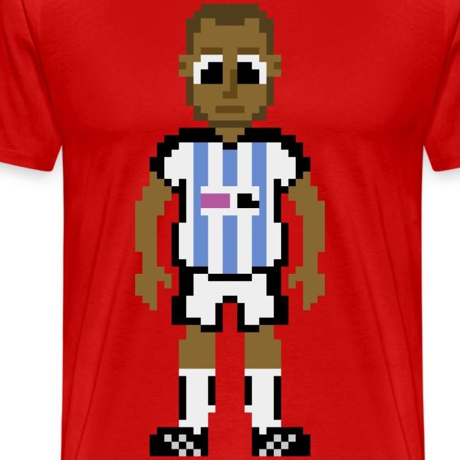 Joel Lynch Pixel Art T-shirt