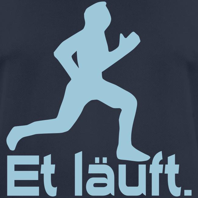 Et läuft Ruhrpott Läufer T-Shirts
