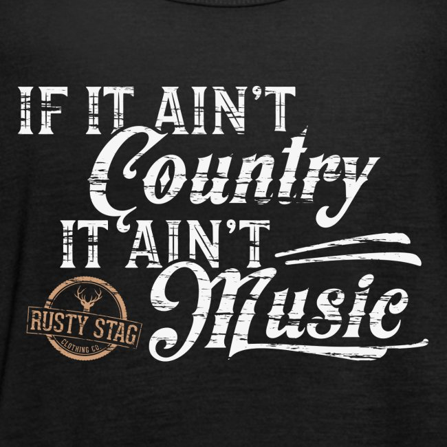 If It Ain't Country Racer