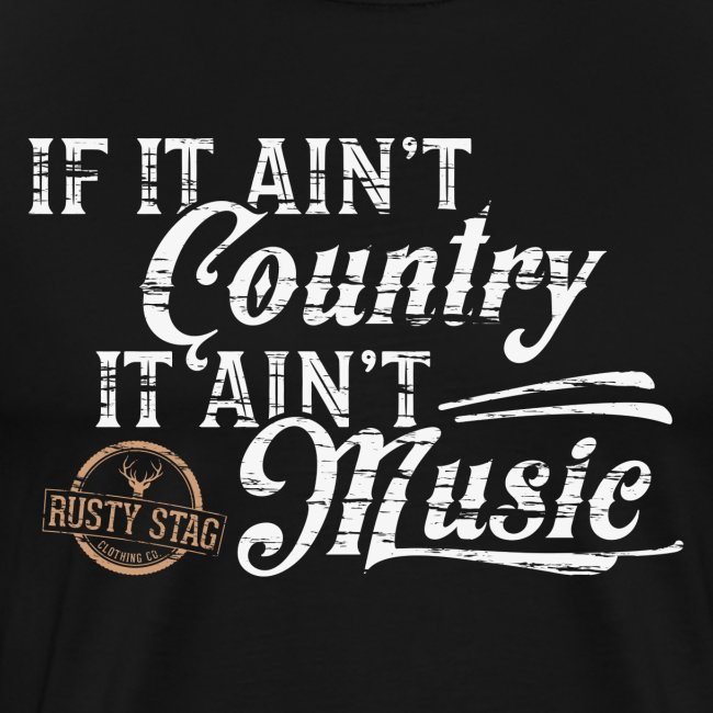 If It Ain't Country Tee