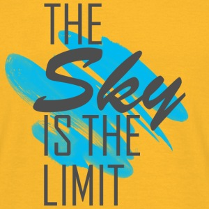 The Sky is the limit 1 T-Shirts - Männer T-Shirt