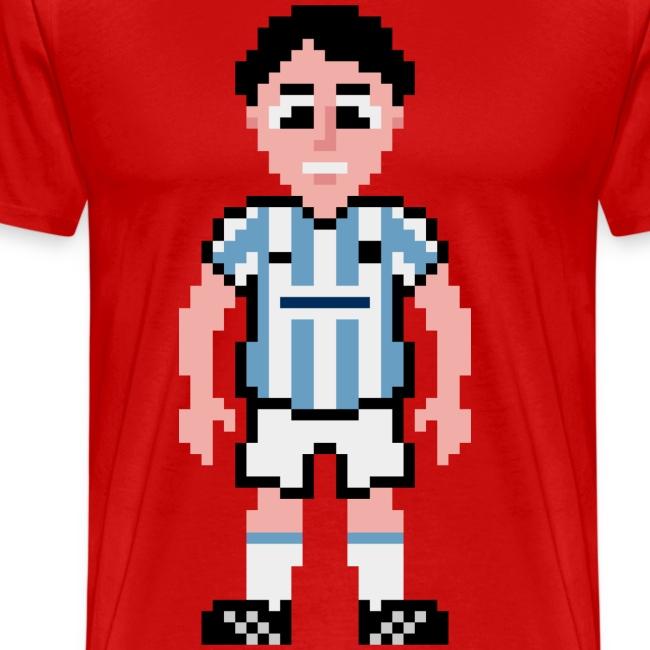 Zico Pixel Art T-shirt
