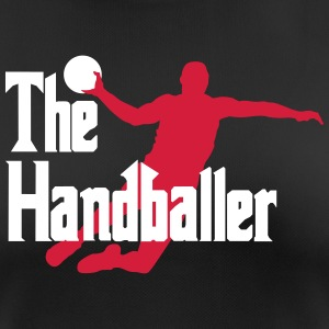 The Handballer - Handball T-Shirts - Frauen T-Shirt atmungsaktiv