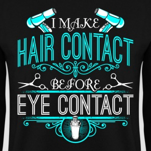 I make Hair Contact - Hair Stylist - EN Sweaters - Mannen sweater