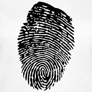 fingerprint - Frauen T-Shirt
