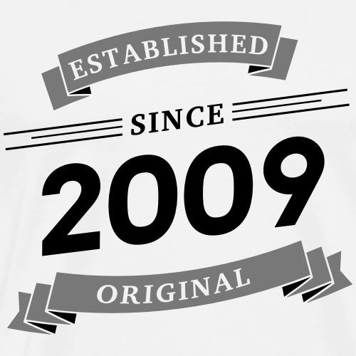 Established since 2009