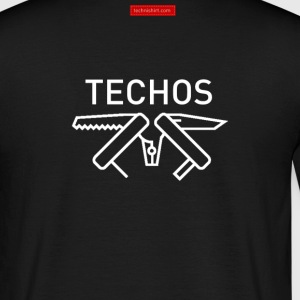 Techos - T-shirt Homme