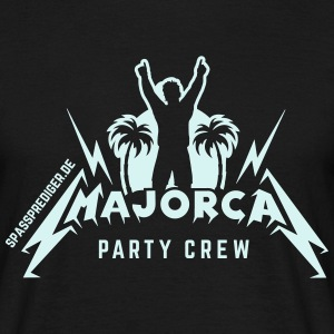 Majorca Party Crew - Men's T-Shirt