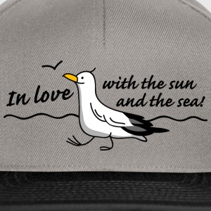 In love (b) Caps & Hats - Snapback Cap