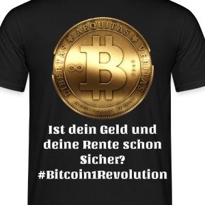 Bitcoin One Revolution white