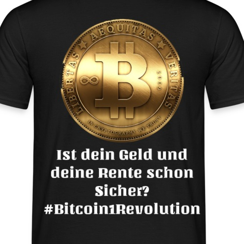 Bitcoin One Revolution white