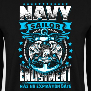 Navy Oath - EN Hoodies & Sweatshirts - Men's Sweatshirt