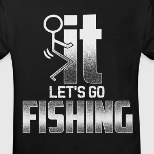 FIT Fishing 2 - EN T-shirts - Ekologisk T-shirt barn