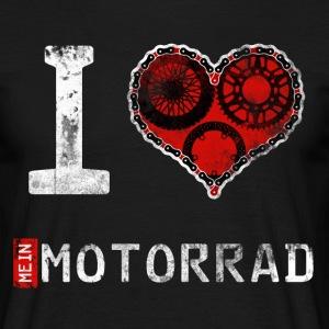 Ich liebe mein Motorrad - Schrauberlook