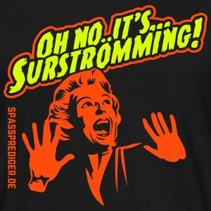 Surströmming - T-shirt herr