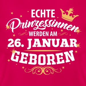 26. JANUAR T-Shirts - Frauen T-Shirt