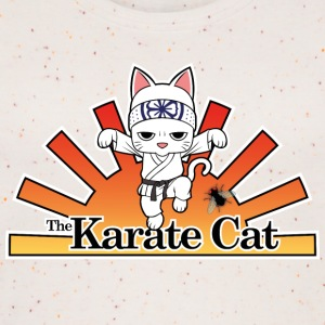 Karate Cat Tops - Frauen Bio Tank Top