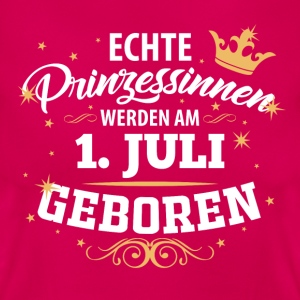 1. Juli T-Shirts - Frauen T-Shirt
