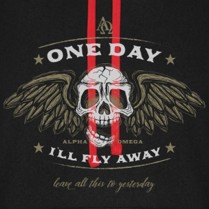 one day I`ll fly away part 2 Pullover & Hoodies - Unisex Baseball Hoodie